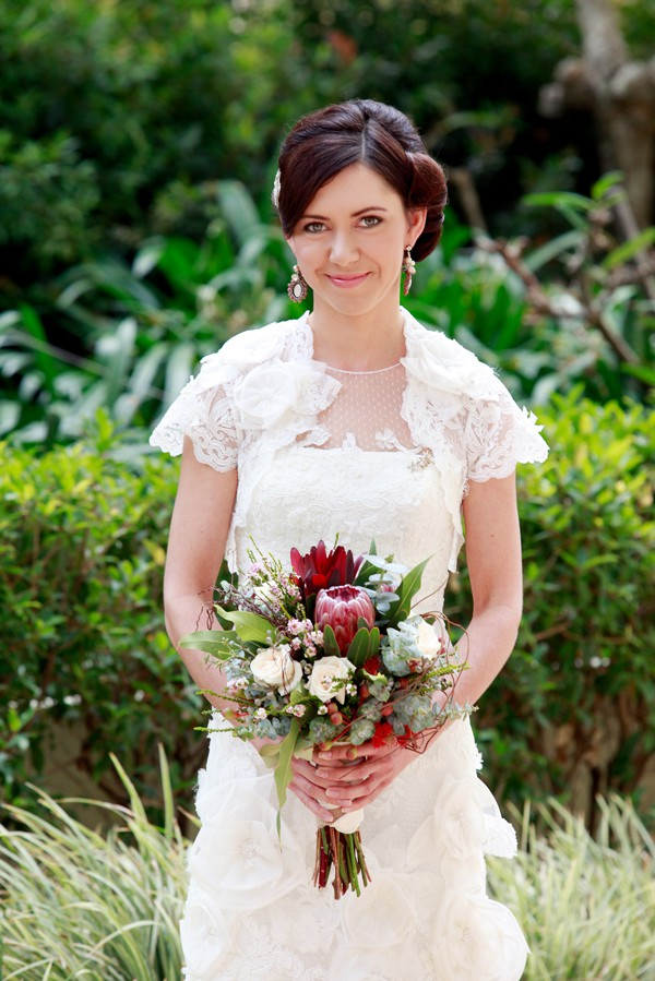 Native Flowers And Your Wedding Florists Wedding Bouquets Gold Coast
