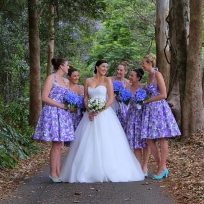 Mt Tambourine Wedding