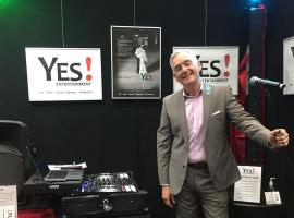 John Boyle MC & DJ from YES! Entertainment