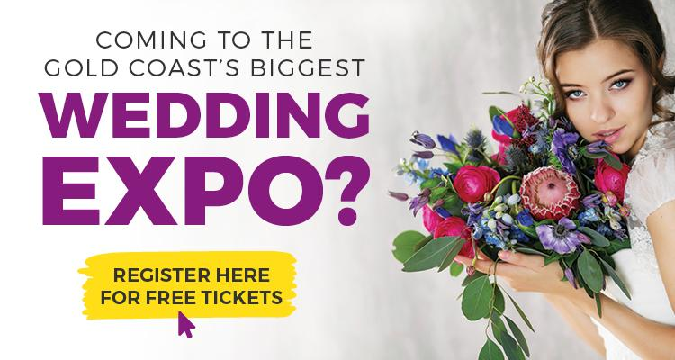 Are you coming to Your Local Wedding Guide's Gold Coast Expo - buy tickets here